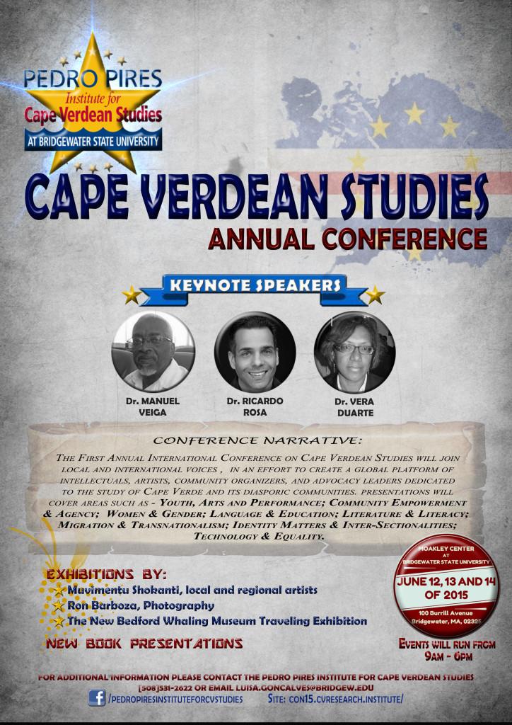 Bridgewater State U-Pedro Pires Inst for CV Studies-1st CV Studies Conf Flyer