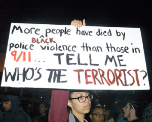 Racism as Terrorism