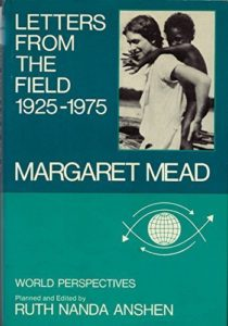 Mead, Letters from the Field