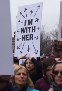 Poster, Im with Her